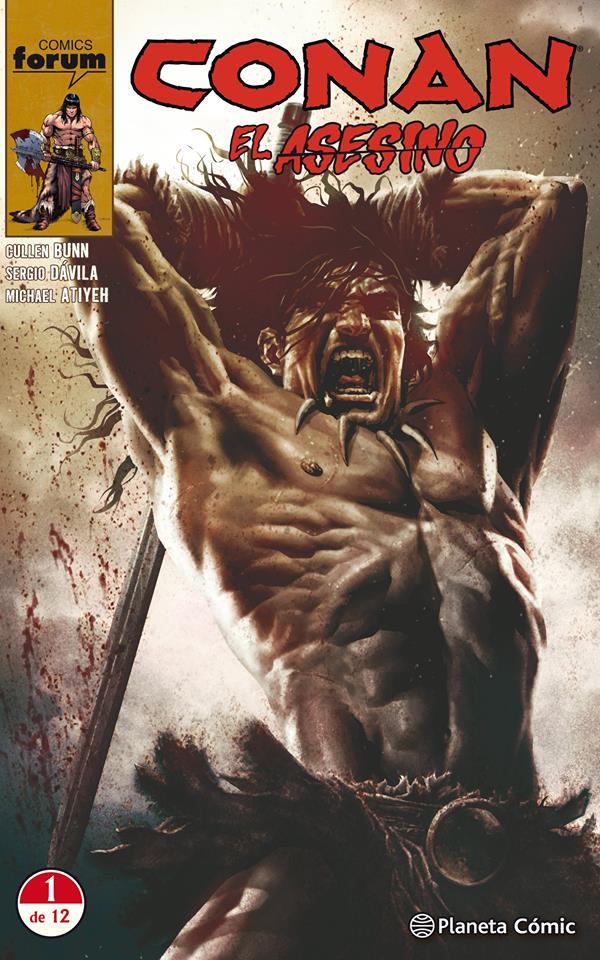 NOTICIA Planeta publicará en Septiembre 'Conan el Asesino'