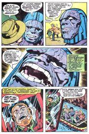 El Cuarto Mundo #2, de Jack Kirby