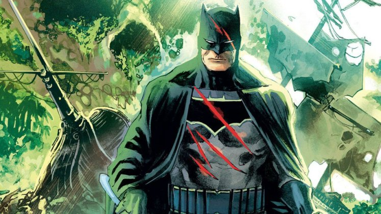 NOTICIA All Star Batman llega a su fin, pero Snyder promete que las historias continuarán