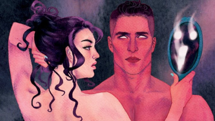 RESEÑA The Beauty, de Jason A. Hurley y Jeremy Haun