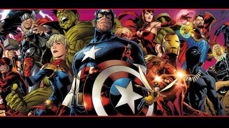 Marvel Legacy #1 presentará a los Vengadores del año 1.000.000 A.C.