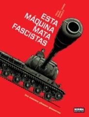 RESEÑA Esta máquina mata fascistas, de Pecau y Mavric-Damien