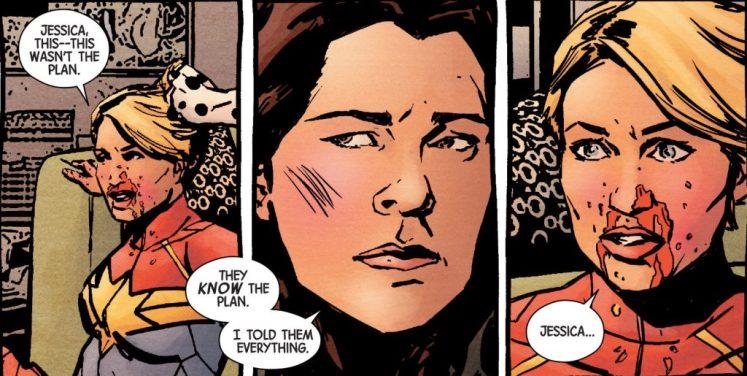 RESEÑA Jessica Jones #1, de Michael Brian Bendis y Michael Gaydos