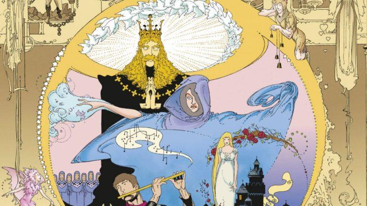 RESEÑA Biblioteca de adaptaciones de ópera de P. Craig Russell vol. 01: La flauta mágica