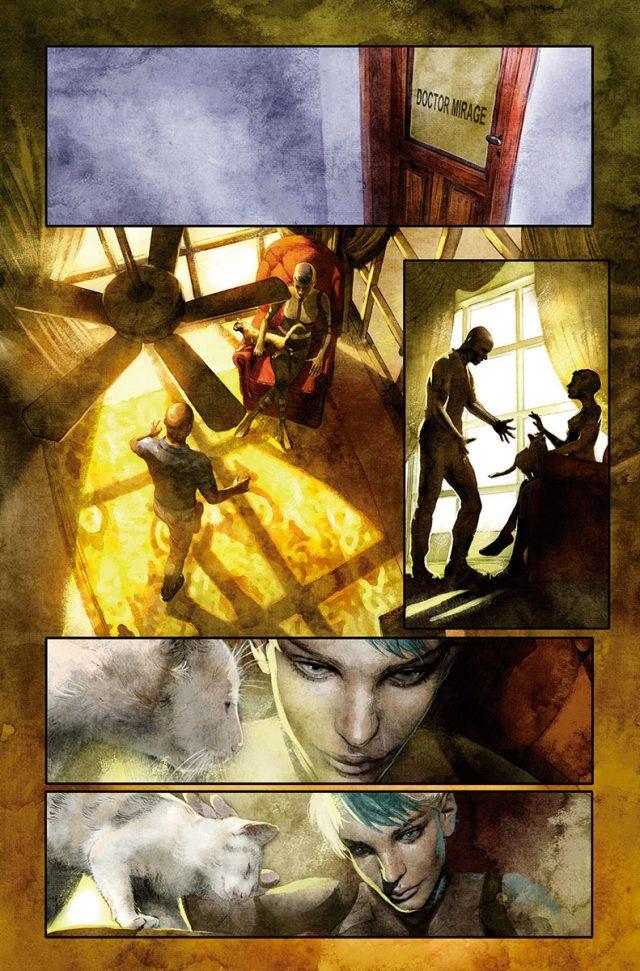 Shadowman / Rae Sremmurd #1