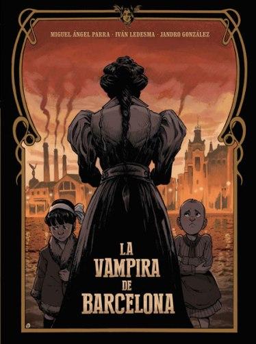 VAMPIRA DE BARCELONA