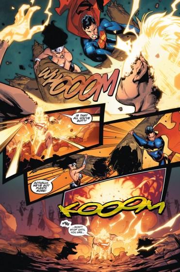 FIN DE SUPERMAN 2