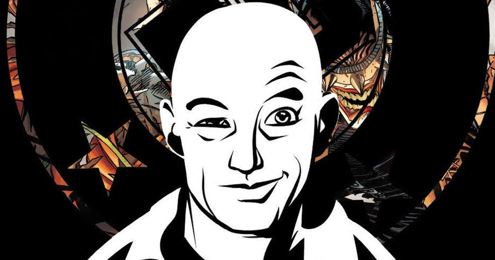 NOTICIA Bendis lanza Man of Steel para DC Comics