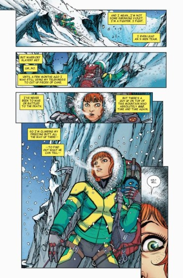 Reseña Jean Grey #1