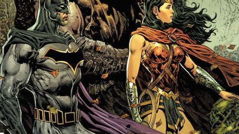 VISTAZO The Brave and The Bold: Batman & Wonder Woman # 1