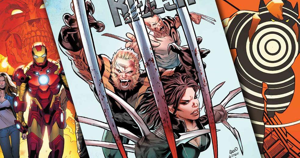 NOTICIA El regreso de Wolverine se convierte en evento de 4 miniseries
