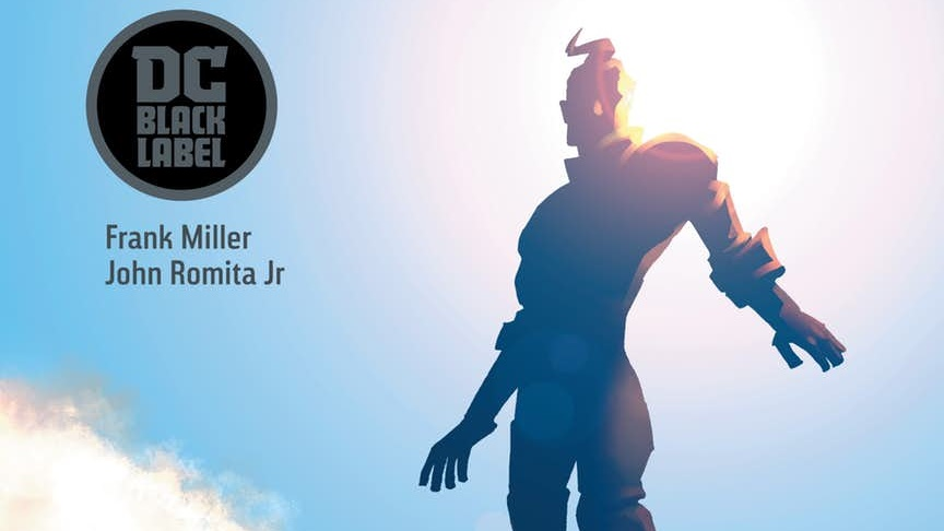NOTICIA DC revela la línea Black Black Label con DeConnick, Miller y Azzarello