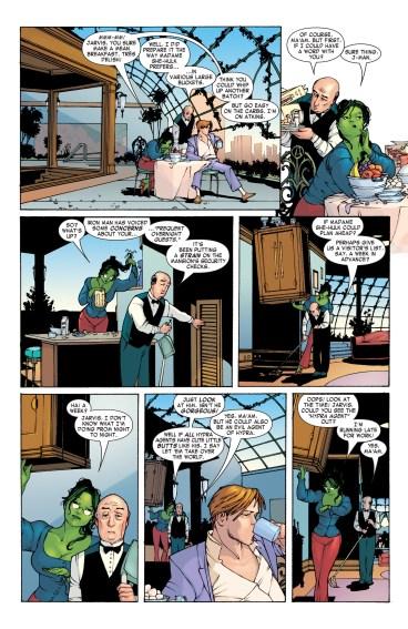 She-Hulk (2004-2005) 001-006
