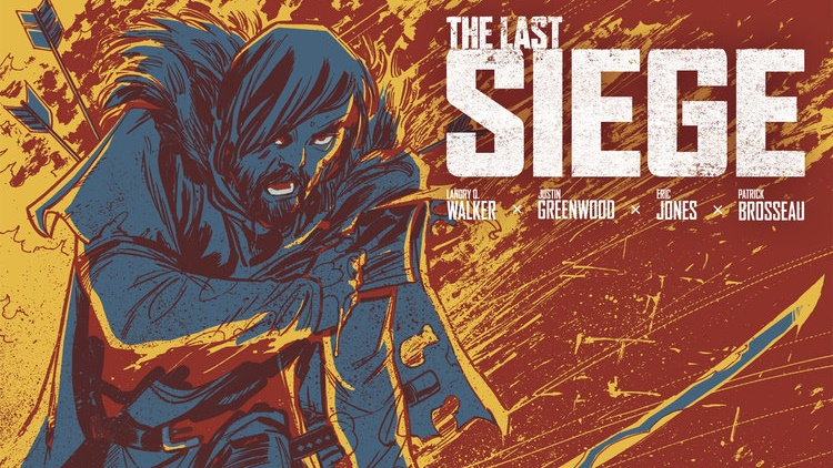 NOTICIA Walker y Greenwood presentan The Last Siege