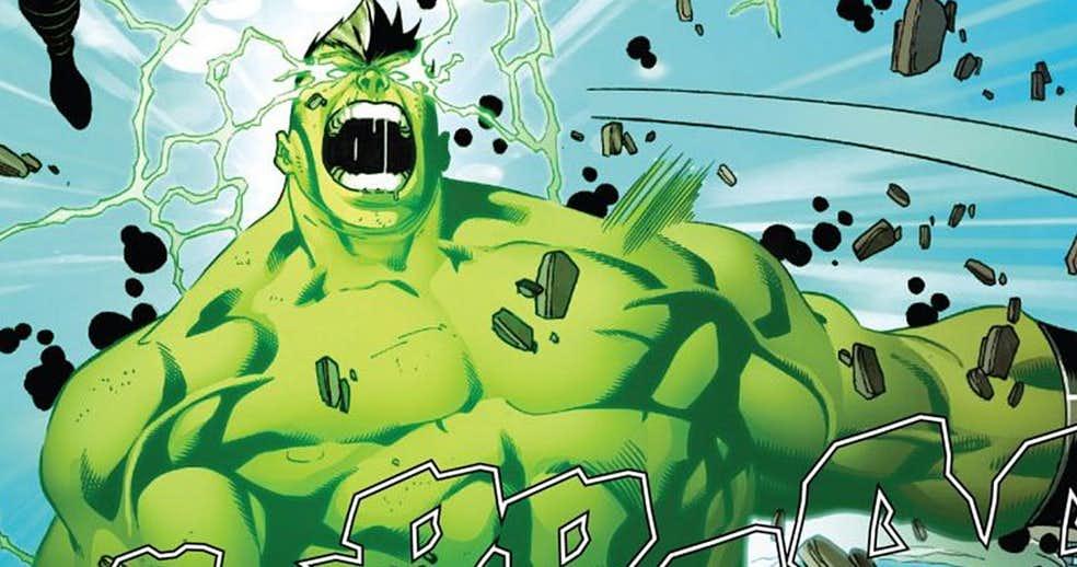 NOTICIA Amadeus Cho se revela como un tipo diferente de Hulk