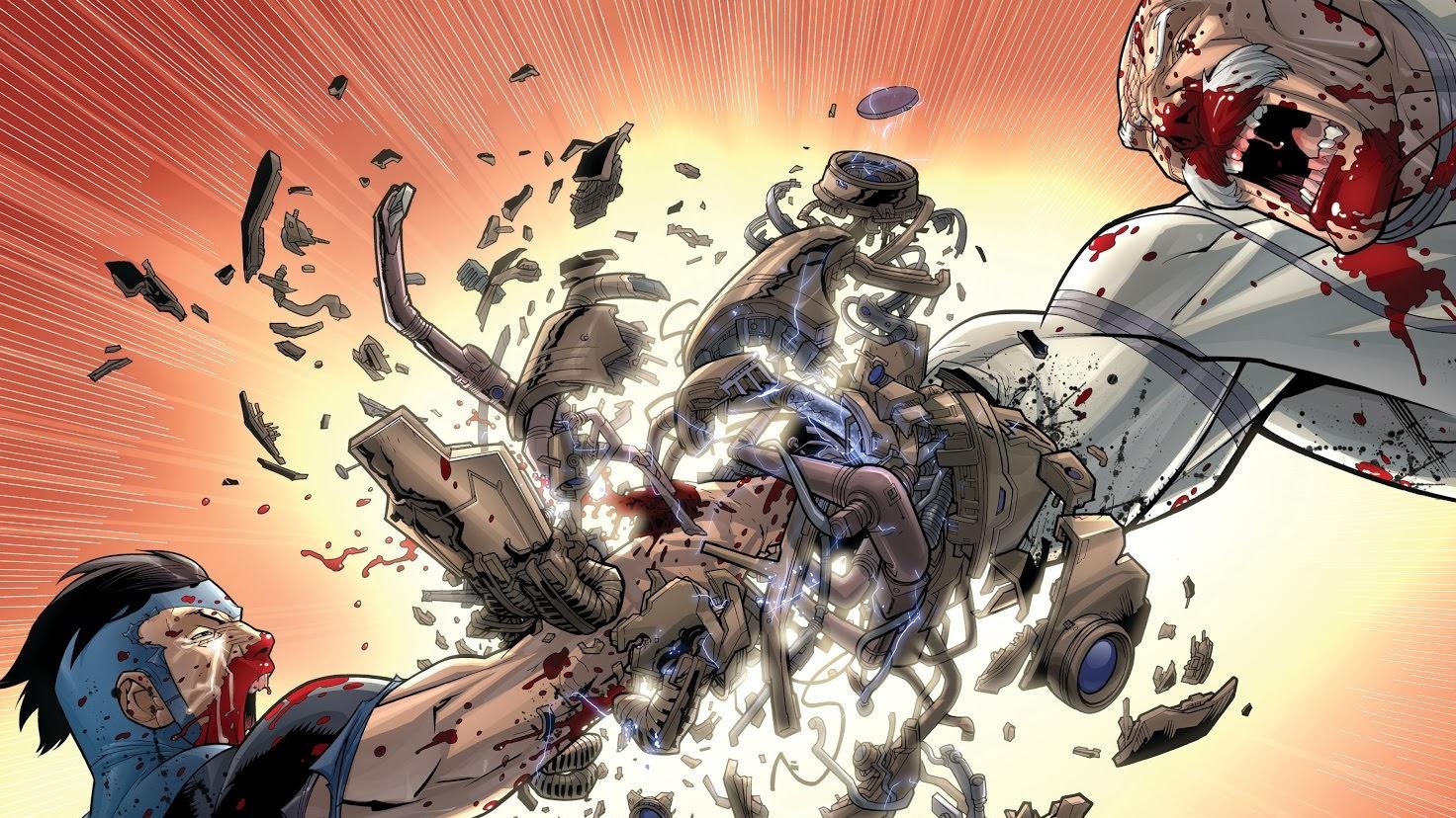 'Invencible': Amazon adaptará como serie de televisión el cómic de Robert Kirkman