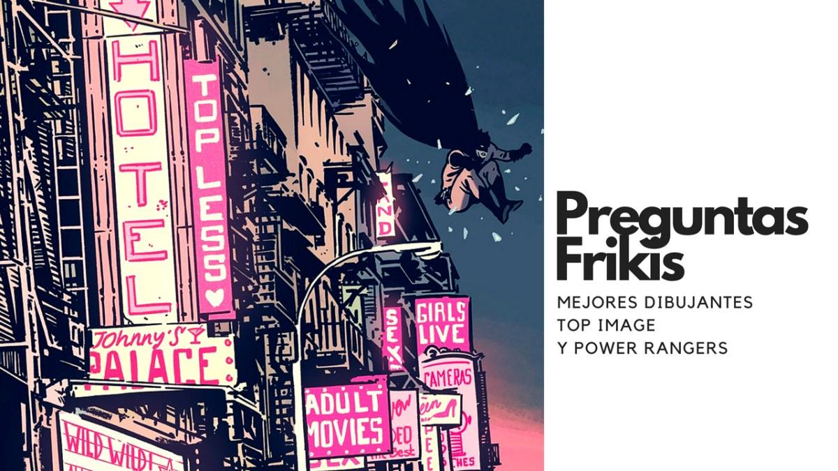 VÍDEO Los mejores dibujantes y TOP de Image
