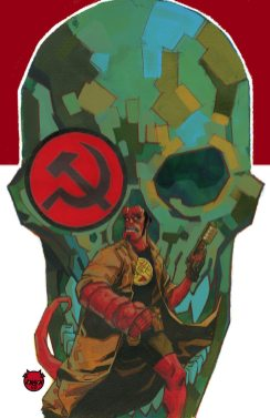 Hellboy And The B.P.R.D.: 1956 Cover