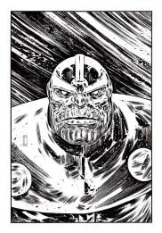 Thanos portrait facebook