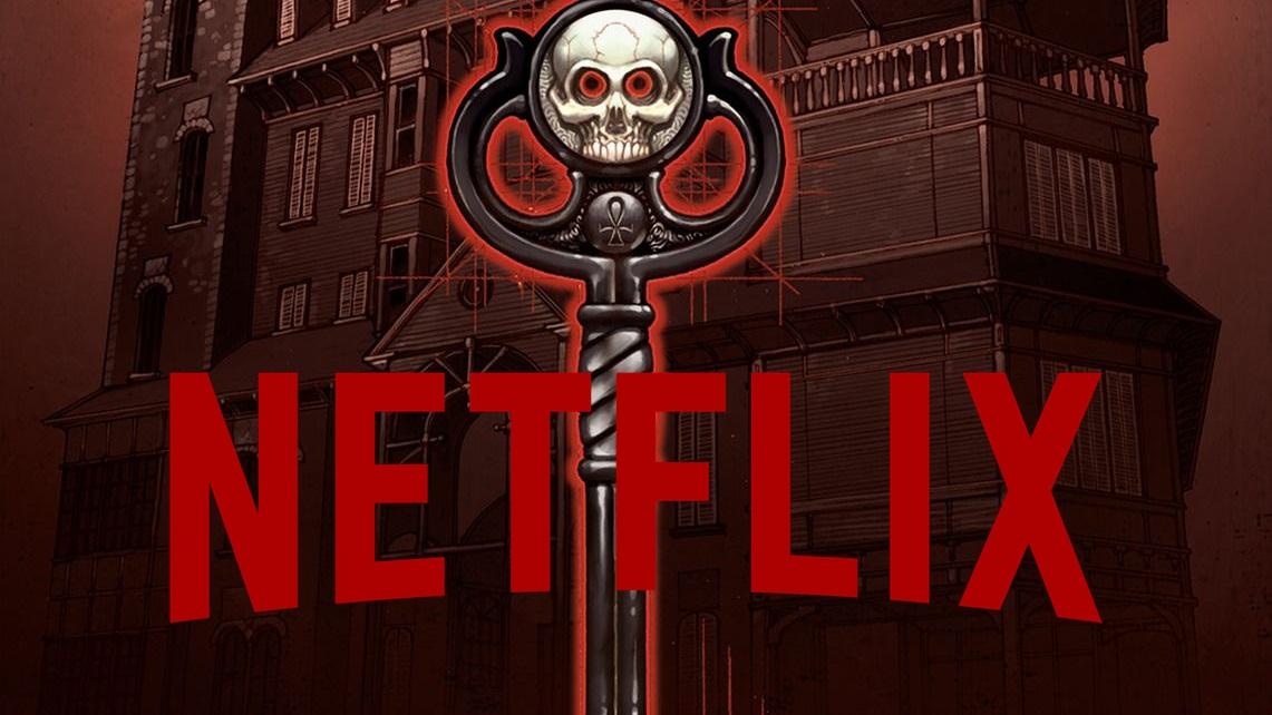Netflix oficializa la adaptación de Locke and Key