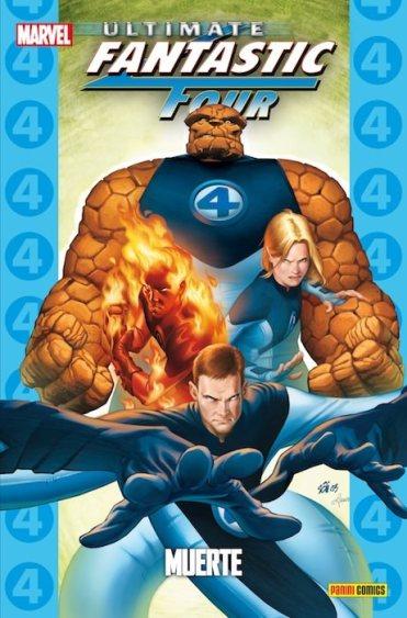 Ultimate Fantastic Four 2. Muerte