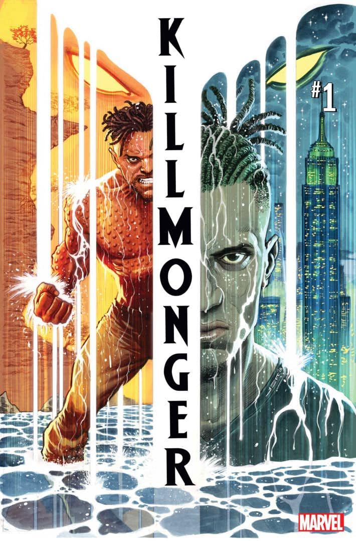 killmonger-comic