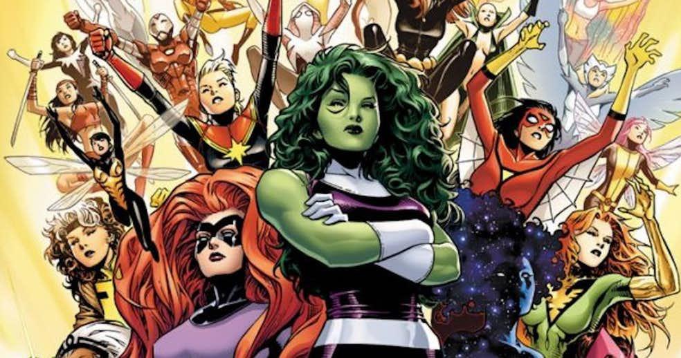 NOTICIA Allan Heinberg anuncia una serie de superheroínas Marvel para ABC