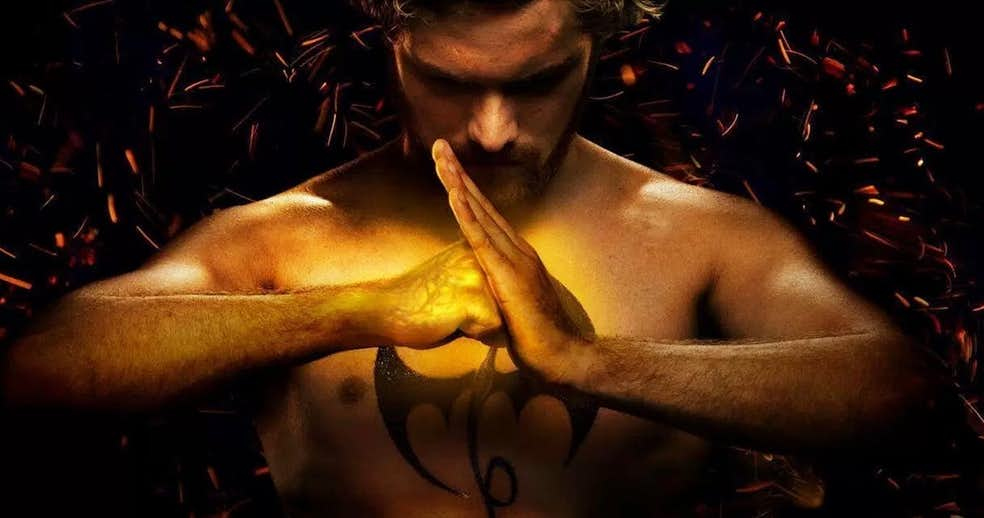 NOTICIA Cancelada la serie Iron Fist