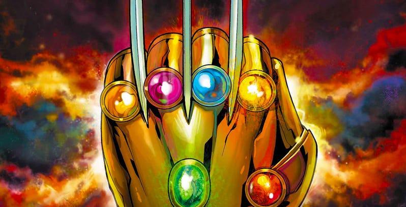 NOTICIA Wolverine usará el Guantelete del Infinito en 2019