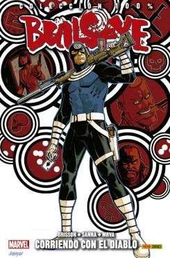 Bullseye. Corriendo con el diablo 01