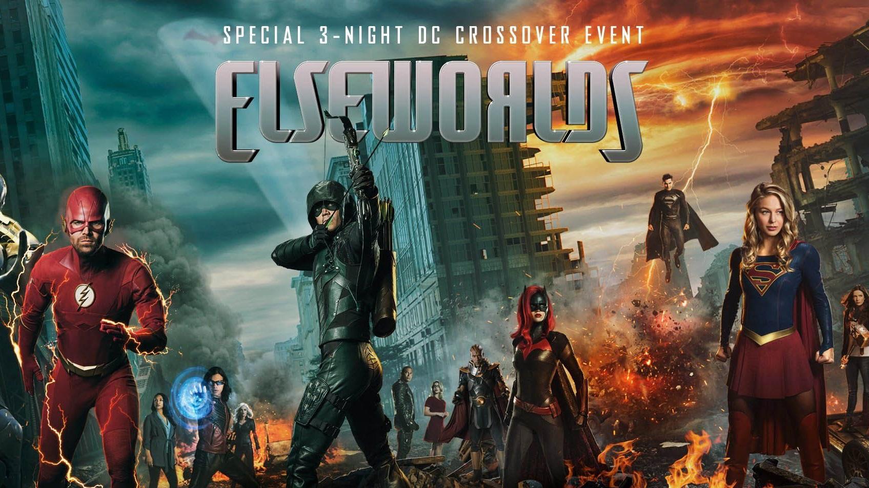 NOTICIA Teaser de Elseworlds de DC/CW - Tomos y Grapas