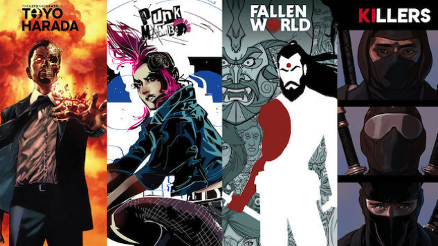 NOTICIA Valiant anuncia cuatro nuevas series limitadas bajo la línea Breakthrough para 2019
