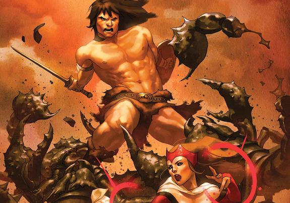 NOTICIA Conan luchará junto a los Avengers en el Universo Marvel