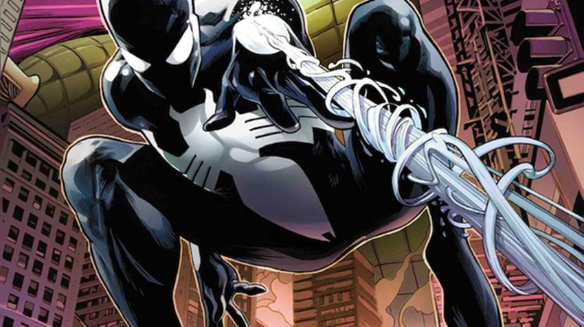 NOTICIA El traje negro vuelve en Symbiote Spider-Man #1