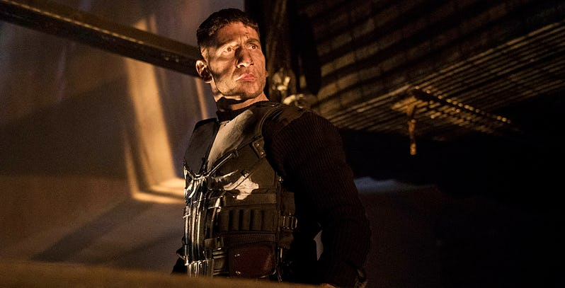 NOTICIA Netflix cancela The Punisher y Jessica Jones