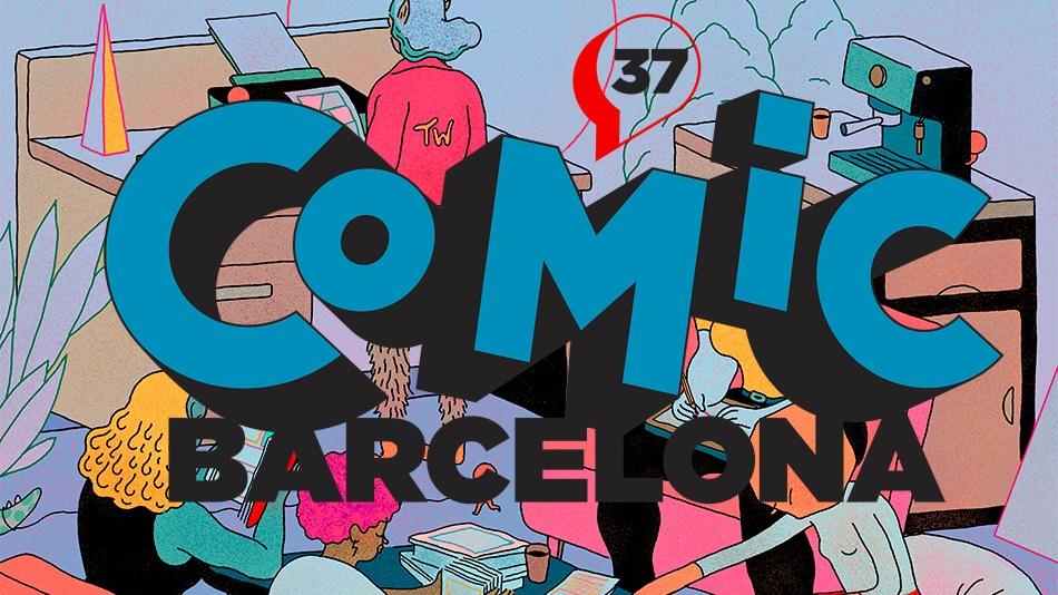 NOTICIA Nominados a los premios del Cómic Barcelona 37