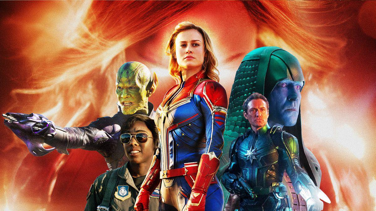 NOTICIA ¿Cuántas escenas post-créditos tiene Capitana Marvel?