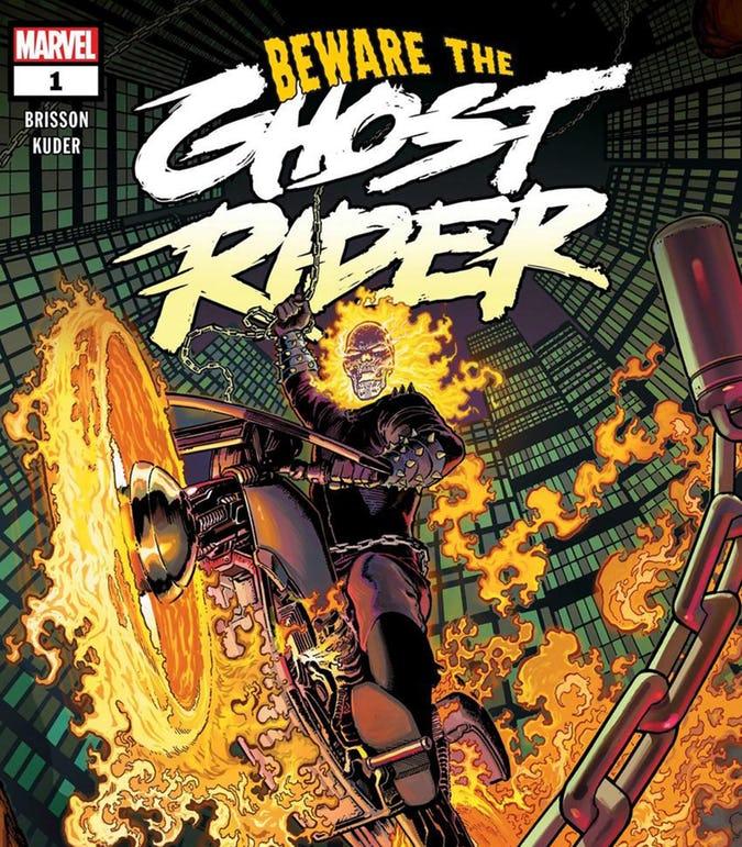 Beware the Ghost Rider