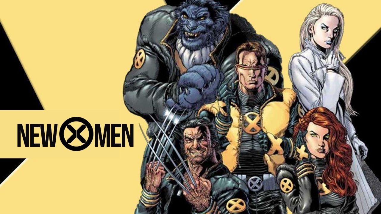 NEW X-MEN de Grant Morrison   Cuero y Genocidio Mutante