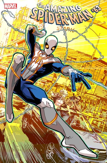 Spiderman tendrá un nuevo traje