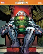 Heroes Reborn 2021 Doom