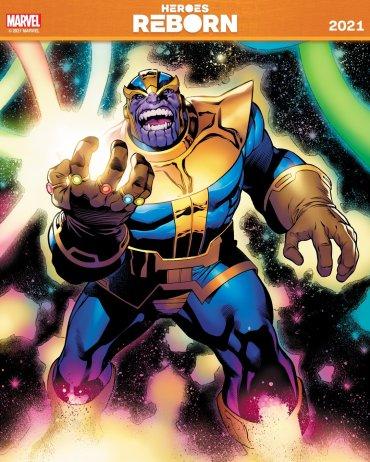 Heroes Reborn 2021 Thanos