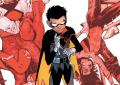 Nueva colección Robin Damian Wayne