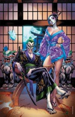 Portada The Joker 1 J. Scott Campbell Variant C