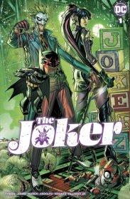 Portada The Joker 1 Jonboy Meyers Variant A