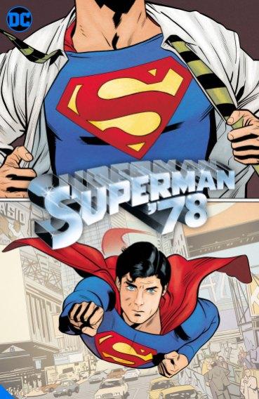 Portada cómic Superman 78 de Reeves