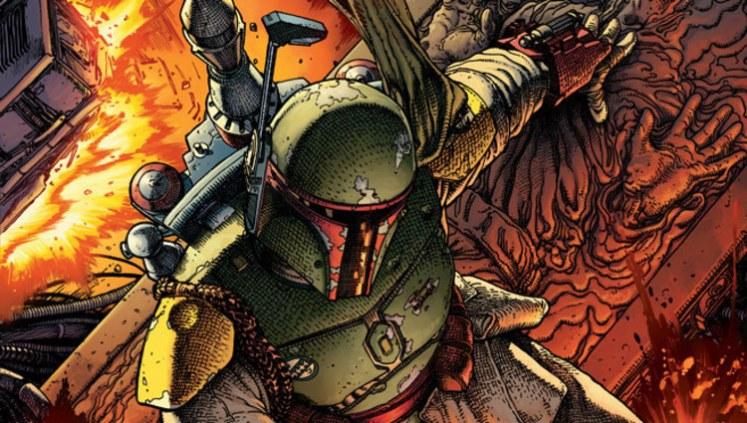 Charles Soule y Steve McNiven arrancan un ambicioso crossover de Star Wars