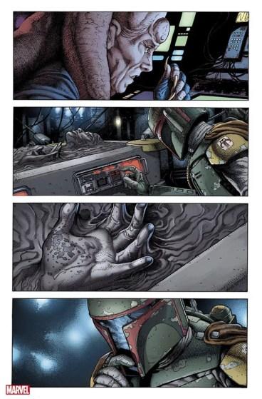 Star Wars War of the bounty Hunters página