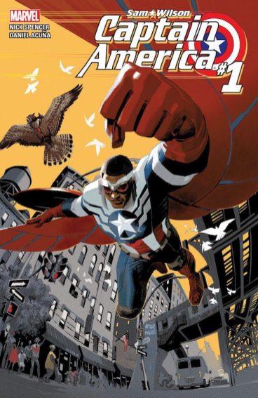 Captain America Nick Spencer