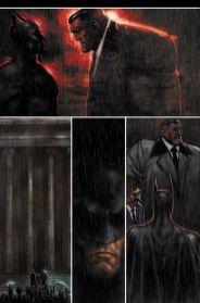 Página 2 Batman Reptilian 1 de Garth Ennis y Liam Sharp